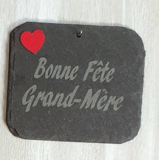 Ardoise FêteMamie Bonne Fête Grand-Mère