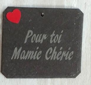 Ardoise FêteMamie Pour Toi Mamie Chérie